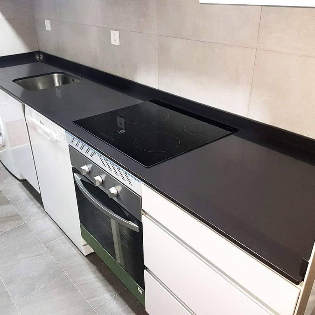 Encimera cocina mejor material solo otra idea de imagen de muebles - Material encimera cocina ...